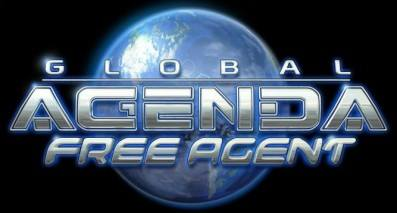 Global Agenda: Free Agent dvd cover