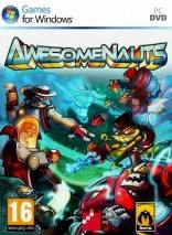 Awesomenauts dvd cover