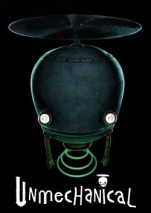 Unmechanical dvd cover
