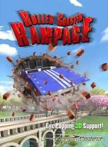 Roller Coaster Rampage dvd cover