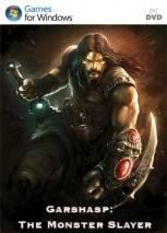 Garshasp: The Monster Slayer dvd cover