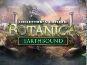 Botanica 2: Earthbound dvd cover