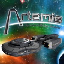 Artemis Spaceship Bridge Simulator dvd cover