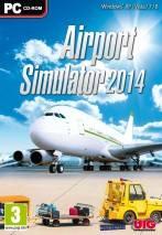 Airport Simulator 2014 dvd cover