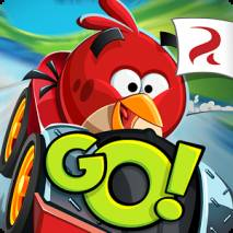 Angry Birds Go! dvd cover