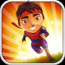 Ninja Kid Run Free - Fun Game dvd cover