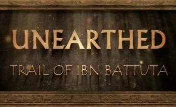 Unearthed: Trail of Ibn Battuta dvd cover
