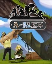A-Men poster