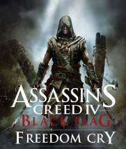 Assassin's Creed IV: Black Flag - Freedom Cry dvd cover