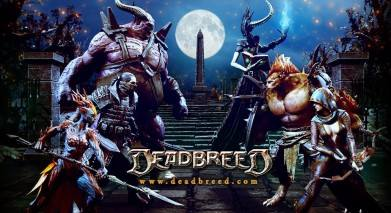 Deadbreed dvd cover