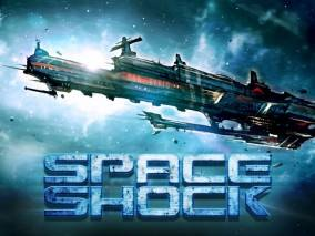 Space Shock dvd cover