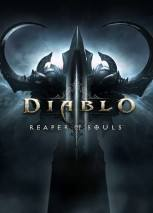 Diablo III: Reaper of Souls dvd cover