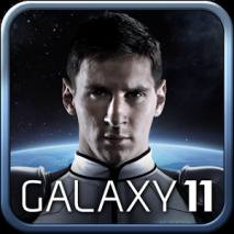Galaxy 11 Cannon Shooter dvd cover