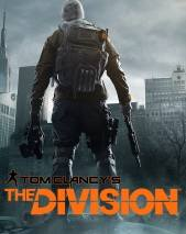 Tom Clancy's: The Division dvd cover