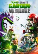 Plants vs. Zombies: Garden Warfare dvd cover