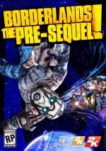 Borderlands: The Pre-Sequel cd cover