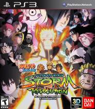 NARUTO SHIPPUDEN: Ultimate Ninja STORM Revolution cd cover