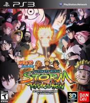 NARUTO SHIPPUDEN: Ultimate Ninja STORM Revolution dvd cover