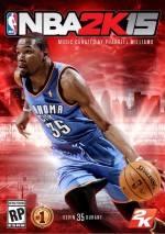 NBA 2K15 poster