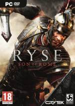 RYSE: Son of Rome dvd cover
