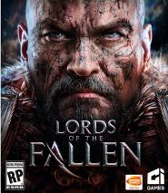 Lords Of The Fallen™ dvd cover