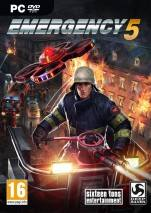 Emergency 5 dvd cover