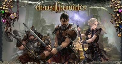 Chaos Chronicles dvd cover