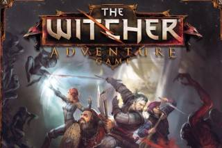 The Witcher Adventure Game poster