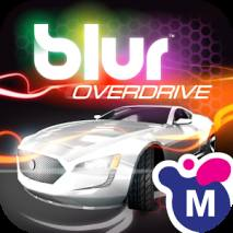 Blur Overdrive dvd cover