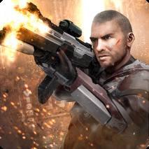 Modern Frontline: FPS Shooter dvd cover