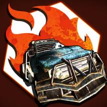 Scorched: Combat Racing Cover