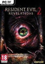 Resident Evil Revelations 2 dvd cover