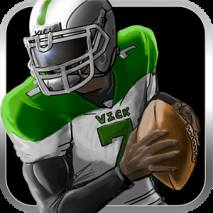 GameTime Football w/ Mike Vick dvd cover