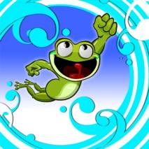 Froggy Splash 2 dvd cover