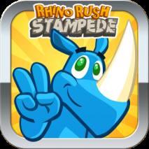 Rhino Rush Stampede dvd cover
