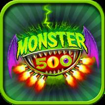 Monster 500 dvd cover