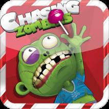 Chasing Zombies Cover