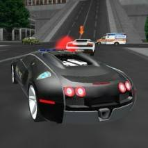 Crazy Driver Police Duty 3D dvd cover