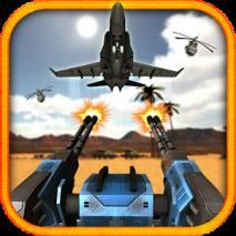 Plane Shooter 3D: War Game dvd cover