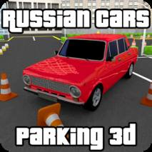 Russian Cars Parking 3D Cover