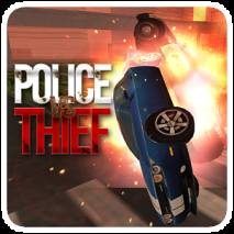 POLICE VS THIEF Cover