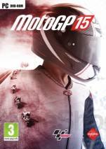 MotoGP 15 dvd cover