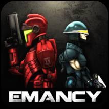 Emancy: Borderline War Cover