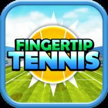 Fingertip Tennis dvd cover