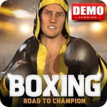 Boxing - Road To Champion dvd cover