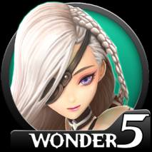 Wonder5 Masters dvd cover