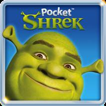 Pocket Shrek dvd cover