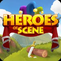 Heroes of Scene Cover