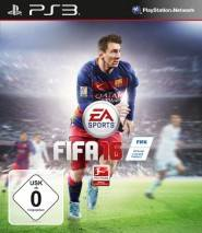 FIFA 16 cd cover