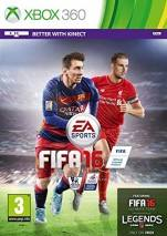 FIFA 16 dvd cover